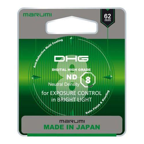 Marumi Filtr dhg nd8 62mm (mnd(8)62 dhg) darmowy odbiór w 20 miastach!