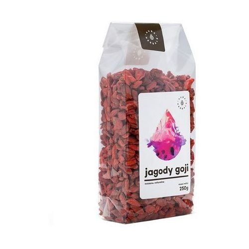Jagody Goji (250 g) Aura Herbals - produkt z kategorii- Zdrowa żywność