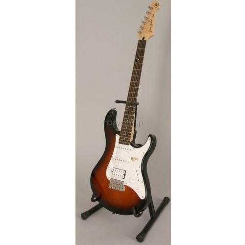 pacifica 112j ovs gitara elektryczna, sunburst - przypalana marki Yamaha
