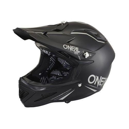 ONeal Warp Fidlock Kask Fullface czarny 59-60 cm Kaski Fullface i DH (4046068473598)