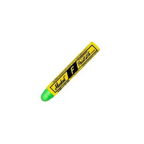 Markal F Paintstik lubryka beton stal Zielony Fluo, 082836
