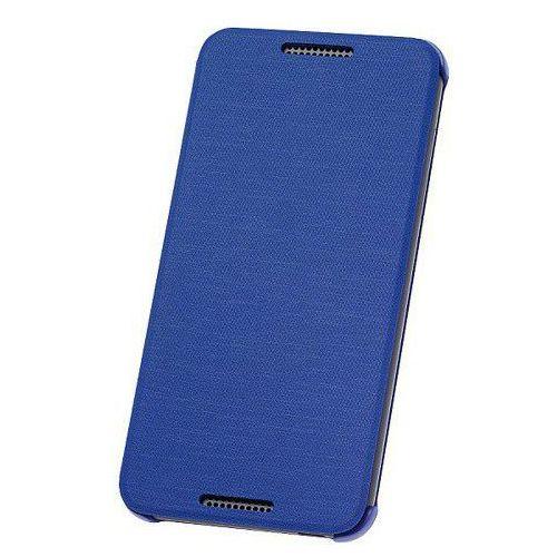 Etui Flip Case HTC HC V960 Niebieskie do HTC Desire 610 - Niebieski