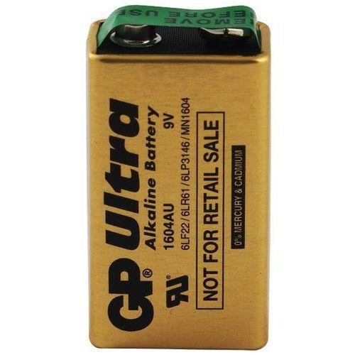 Gp 1 x bateria alkaliczna ultra alkaline industrial 6lr61/9v (oem)