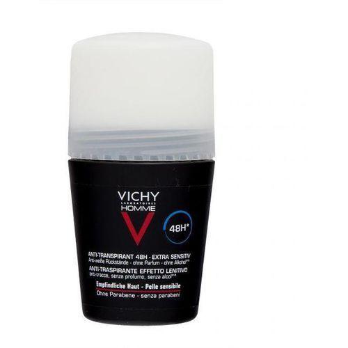 homme antyperspirant roll on 48h 50ml marki Vichy