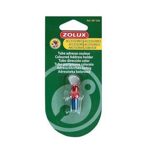 Zolux adresówka kolorowa [487036] (3507614870366)