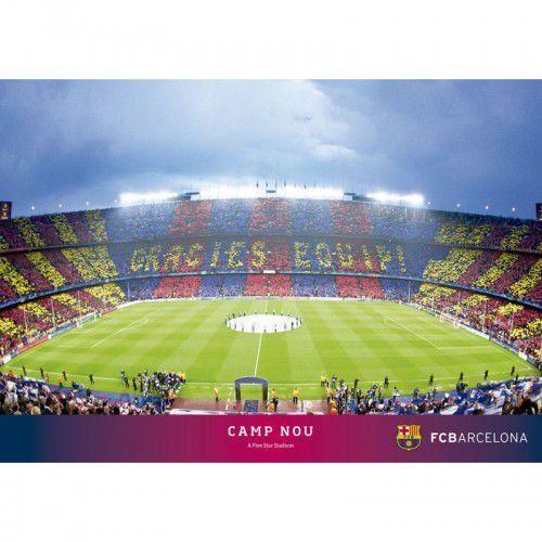 Kartka pocztowa A4 - Camp Nou FC Barcelona (8435107811785)