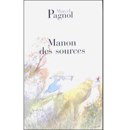 Manon des sources. Manons Rache, französische Ausgabe (9782877065122)