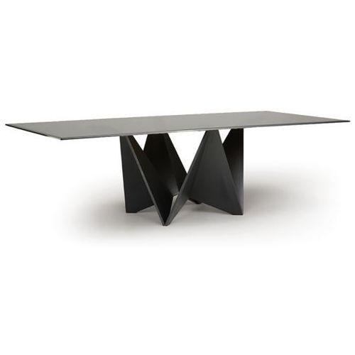 Stół origami szkło 110x220 cm marki Natisa