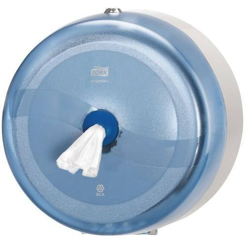 Dozownik papieru toaletowego | 17x27(Ø)cm marki Tork