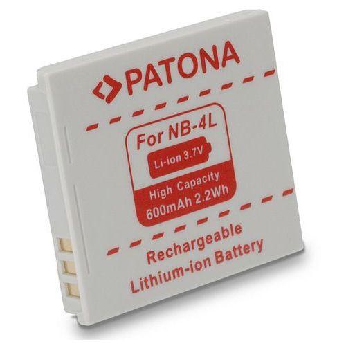 Akumulator NB-4L marki PATONA