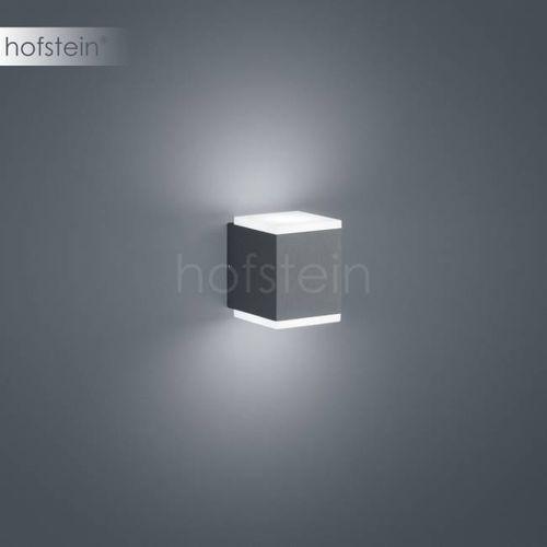 Helestra kibo zewnętrzny kinkiet led siwy, 2-punktowe - nowoczesny - obszar zewnętrzny - kibo - czas dostawy: od 2-3 tygodni (4022671103251)