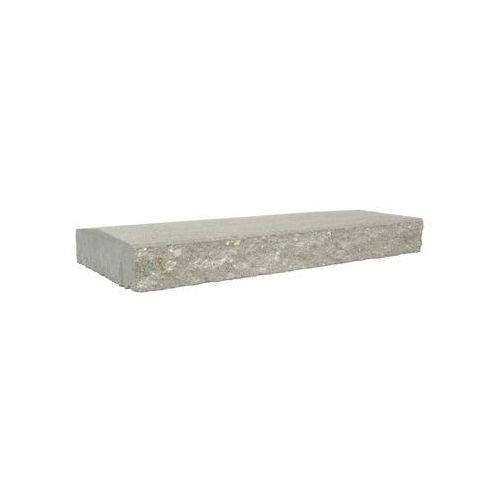 Przykrycie cokołu 50 x 30 x 6 cm betonowe dwustronnie łupane SKAŁA LUBUSKA ZIEL-BRUK