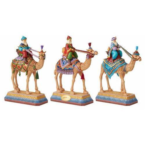 Orszak trzech króli three kings collectors edition 6006707 figurki 44,5 cm figurka ozdoba świąteczna marki Jim shore