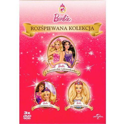 Barbie: rozśpiewana kolekcja 2 marki Smyk.com