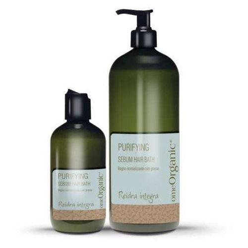 Jalyd Sebum hair bath - normalizująca kąpiel do włosów i skóry głowy z tendencją do przetłuszczania i nadmiernego wydzielania sebum. zawiera oliwę z oliwek i olej marula 250ml