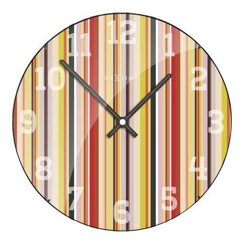 Zegar ścienny smithy dome okrągły marki Nextime