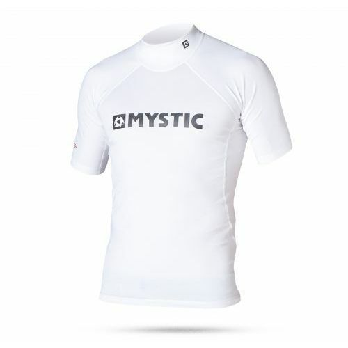 Lycra Mystic Star Rashvest Junior S/S White 2020