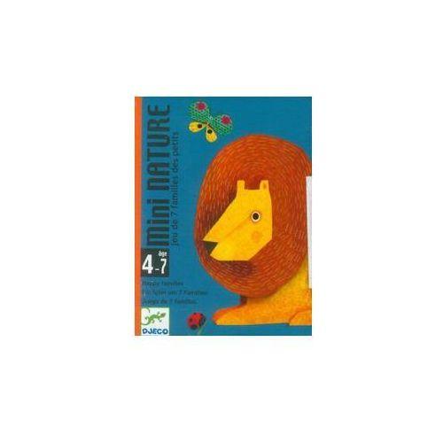 Gra karciana - Mini Natura