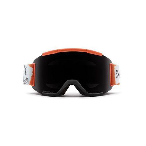 Gogle snowboardowe - squad stevens id chromap (xb4-994y) marki Smith