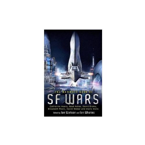 Mammoth Book of SF Wars (9781780330402)
