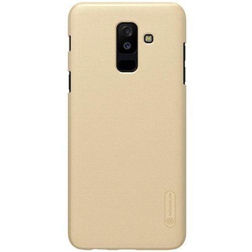Etui Nillkin Frosted Shield Samsung Galaxy A6+ 2018- Gold - Gold (6902048157866)