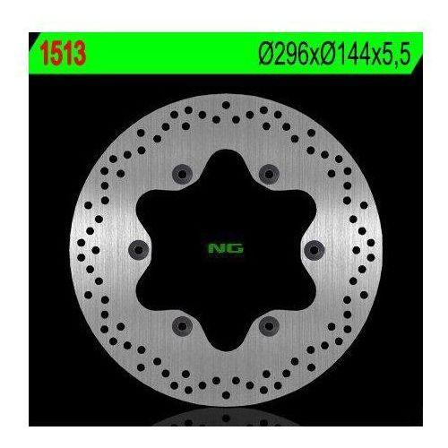 NG1513 TARCZA HAMULCOWA HONDA VT 750DC BLACK SPIRIT '12-'15 (296X144X5,5MM) (6X10,5MM)