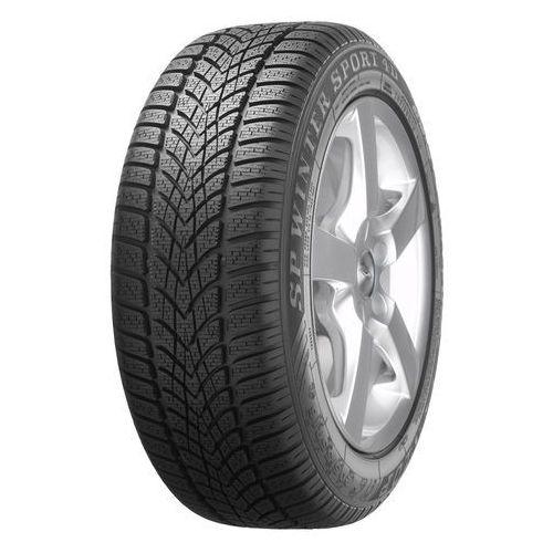 """Dunlop SP Winter Sport 4D 235/45 o średnicy 17"""" (V 97) [efektywność paliwowa E], samochodowa opona zimowa"""