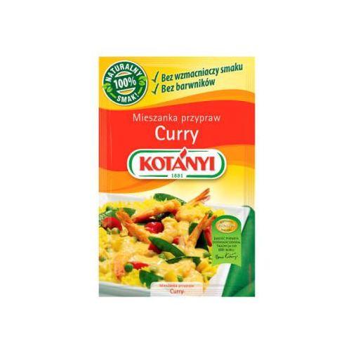 Kotanyi Mieszanka przypraw curry 27 g kotányi