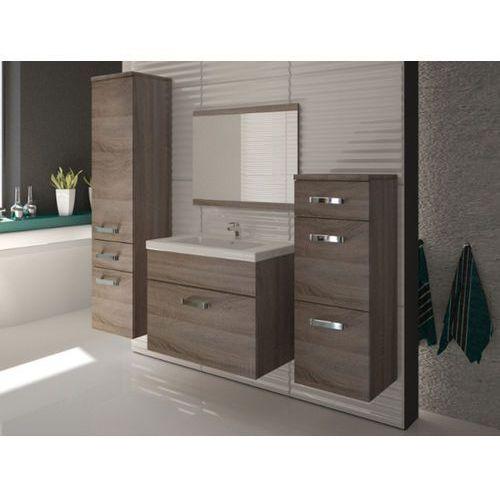 Komplet NASSAU - meble łazienkowe - taupe