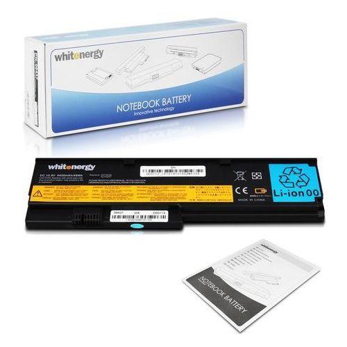 Bateria Whitenergy bateria Lenovo ThinkPad X200 Series 4400mAh 10,8V (06437) Darmowy odbiór w 20 miastach!