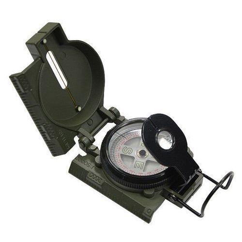Mil-tec kompas składany militarny busola olive