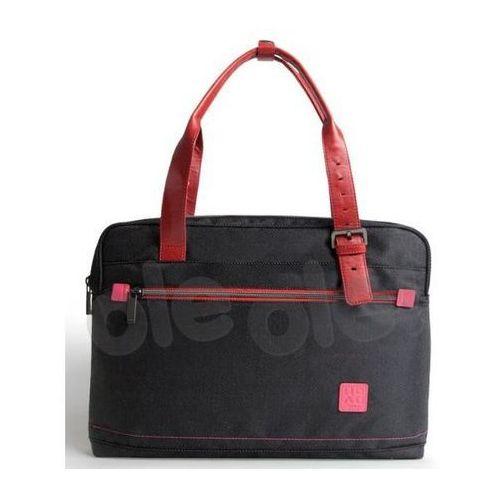 Torba GOLLA Commuter Bag na notebooka 16 cali LIS Czarny (6419334105383)