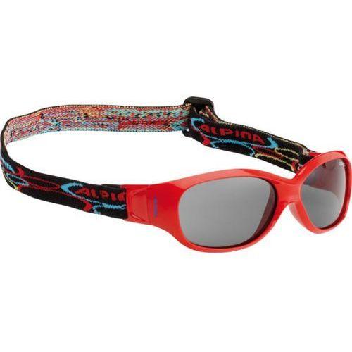 Okulary Słoneczne Alpina Sports Flexxy Kids A8495451, kolor żółty