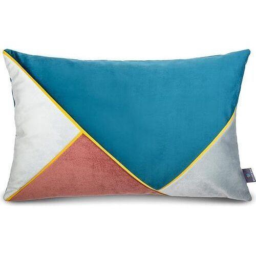 Welurowa poszewka na poduszkę Barcelona, prostokątna - We Love Beds, 5902409734249