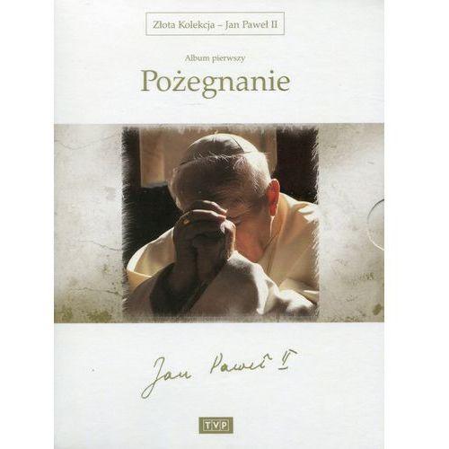 Telewizja polska s.a. Jan paweł ii - album 1 - pożegnanie (5902600063841)