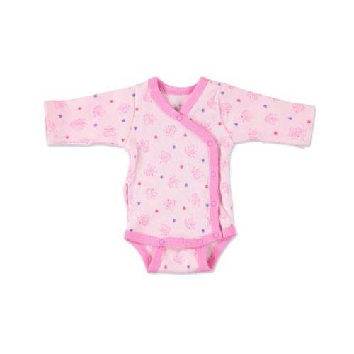 girls body dla wcześniaków soft pink marki Fixoni
