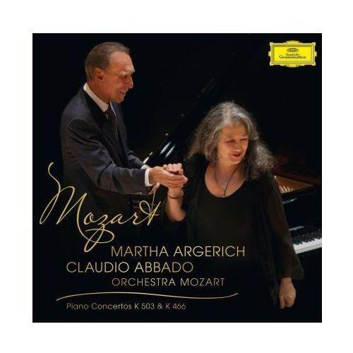 Mozart Piano Concertos - Martha Argerich