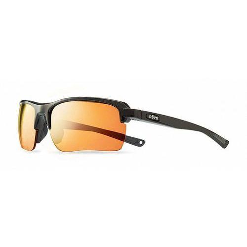 Okulary Słoneczne Revo RE1021 RE1021 CRUX C SERILIUM Polarized 11 OG, kolor żółty