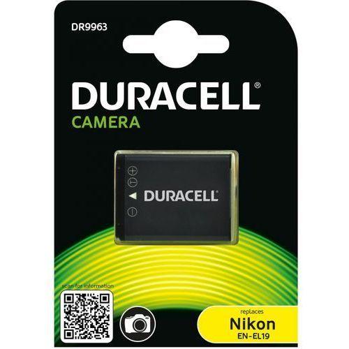 akumulator do aparatu 3.7v 700mah 2.6wh dr9963 darmowa dostawa do 400 salonów !! od producenta Duracell