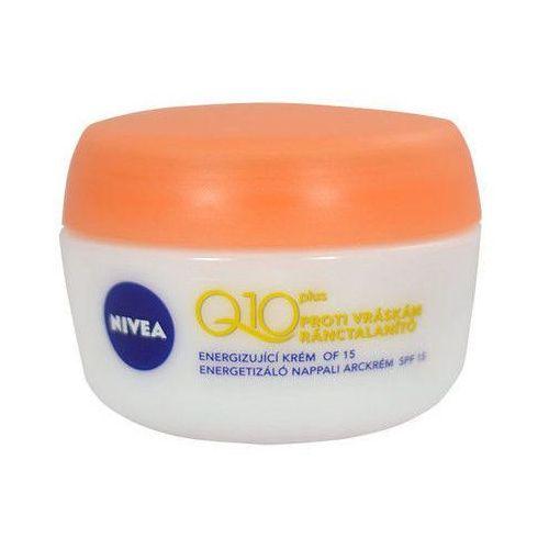 Nivea Q10 Plus Energy Day Care 50ml W Krem do twarzy przeciwzmarszczkowy