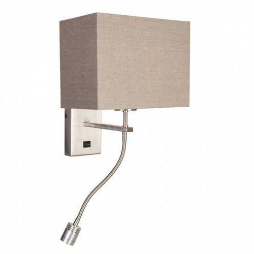 Steinhauer LOUIS lampa ścienna Stal nierdzewna, 2-punktowe - Nowoczesny - Obszar wewnętrzny - LOUIS - Czas dostawy: od 4-8 dni roboczych (8712746096651)