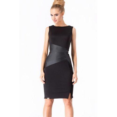 Sukienka model m175 black marki Makadamia