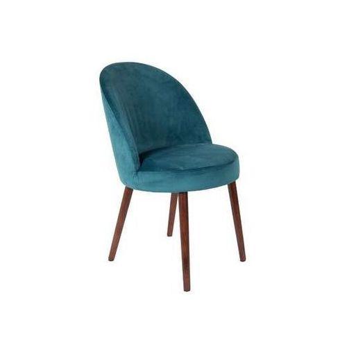 :: krzesło barbara niebieskie marki Dutchbone
