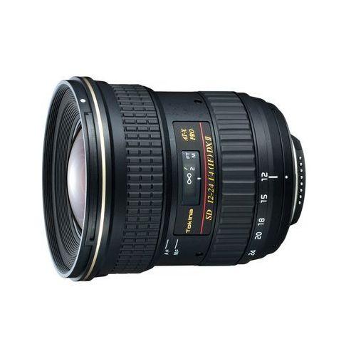 Tokina at-x 12-24 mm f/4.0 af pro dx ii / canon