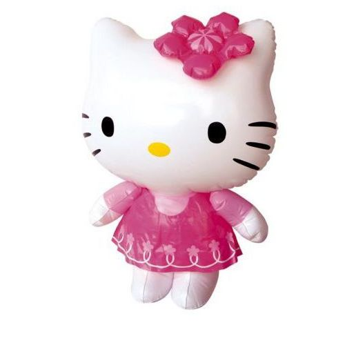 Dmuchaniec Hello Kitty - 46 cm - 1 szt.