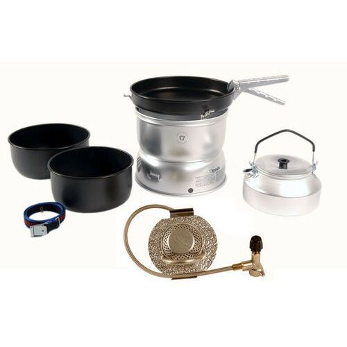 25-6 ul alu kuchenka turystyczna z palnikiem gazowym szary 2019 kuchenki gazowe marki Trangia
