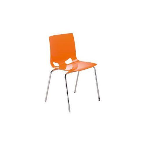 Krzesło Fondo PP chrome Nowy Styl - dostępny w 5 dni
