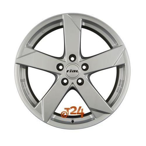 Felga aluminiowa Rial KODIAK 17 7 5x114,3 - Kup dziś, zapłać za 30 dni