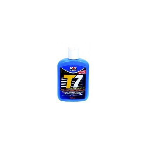 - t7 mleczko do nabłyszczania i usuwania smug marki K2