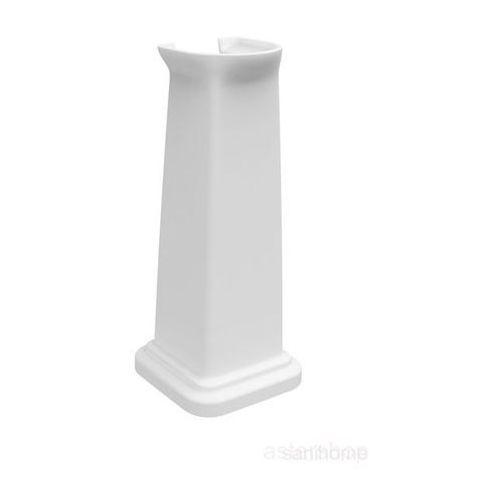 Classic postument ceramiczny do umywalki 66x27 cm 877011 marki Gsi